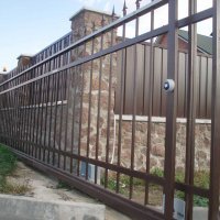 Изделия из металла: ворота, решетки
